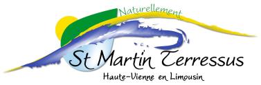 Logo de la Commune de St-Martin-Terressus
