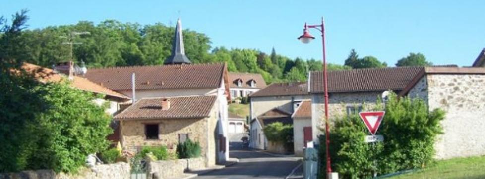 Bourg de St-Martin-Terressus