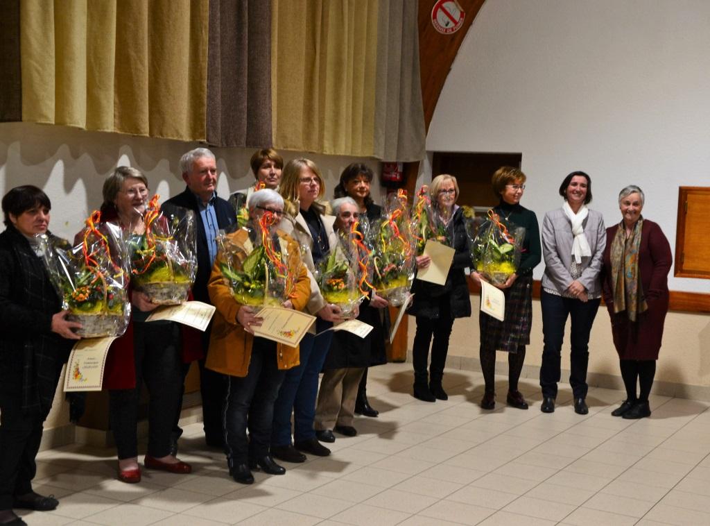 Concours fleurissement 2018