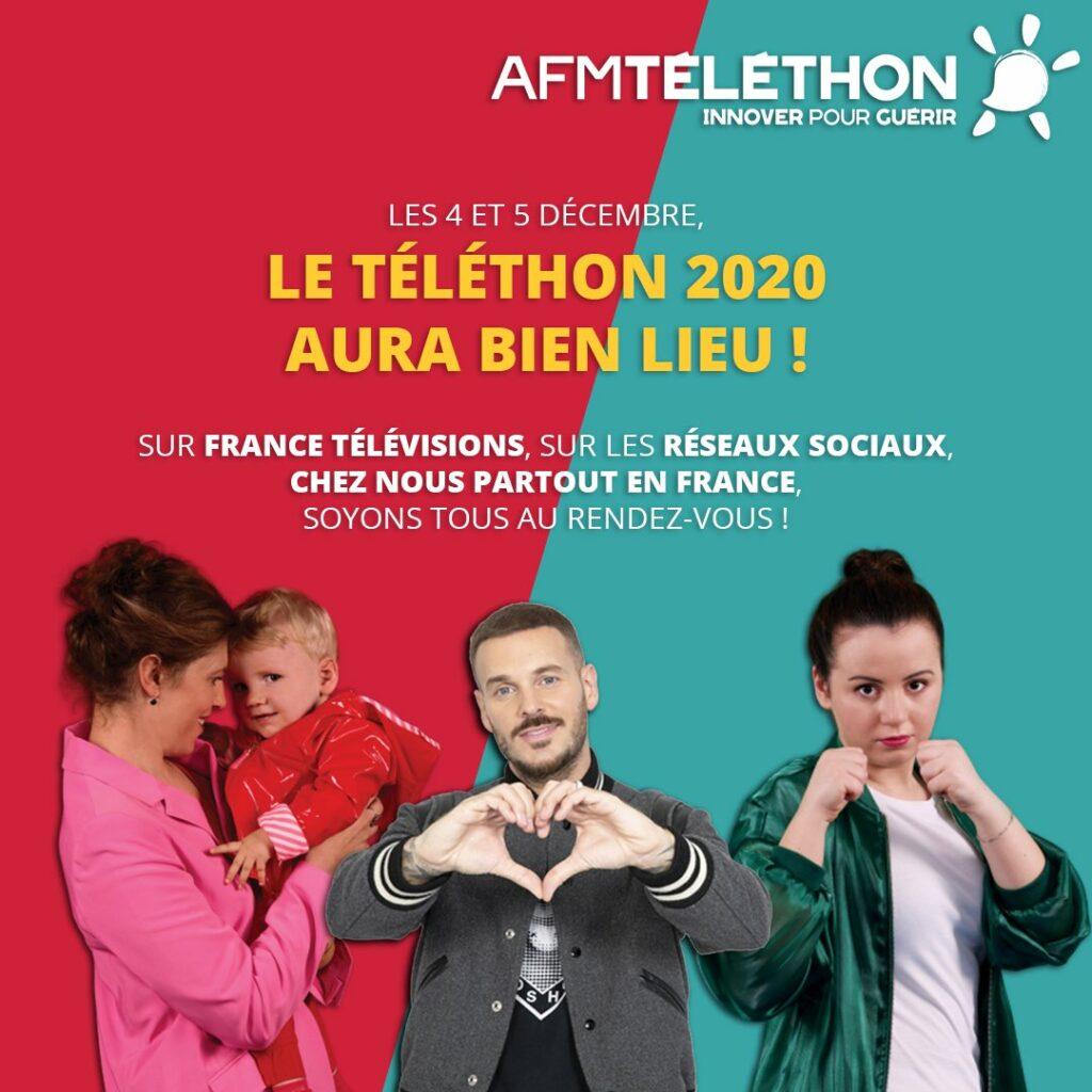 Téléthon 2020